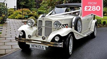 Glasgow wedding cars