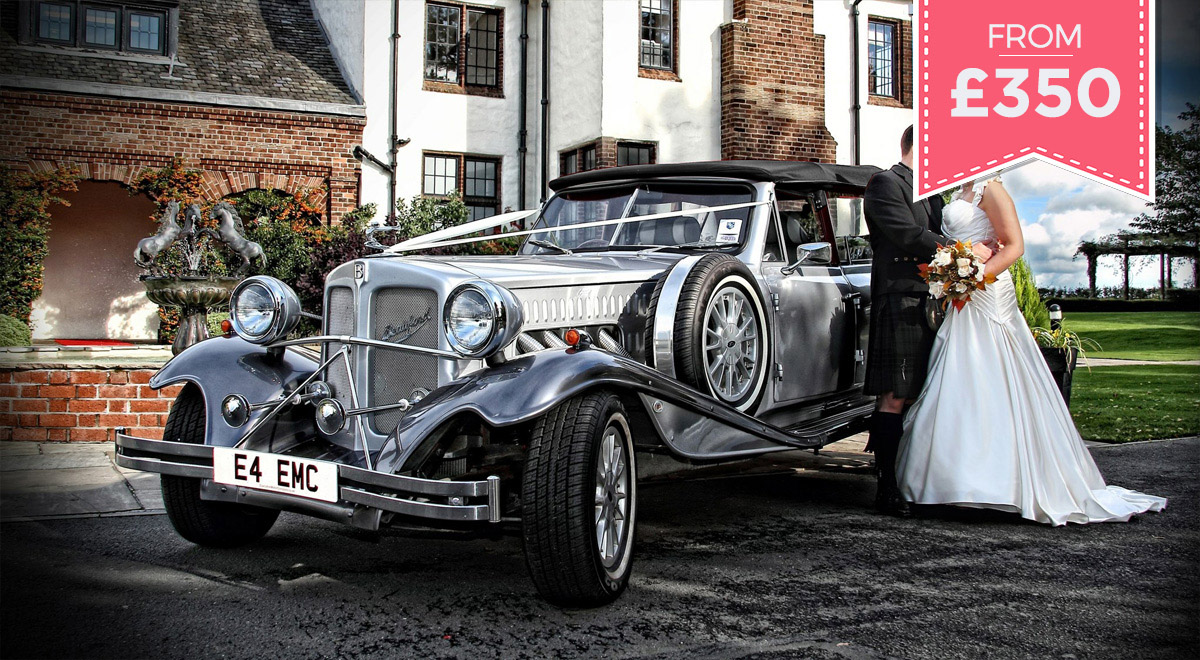 Wedding car hire in glasgow