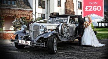 Wedding car hire in glasgow