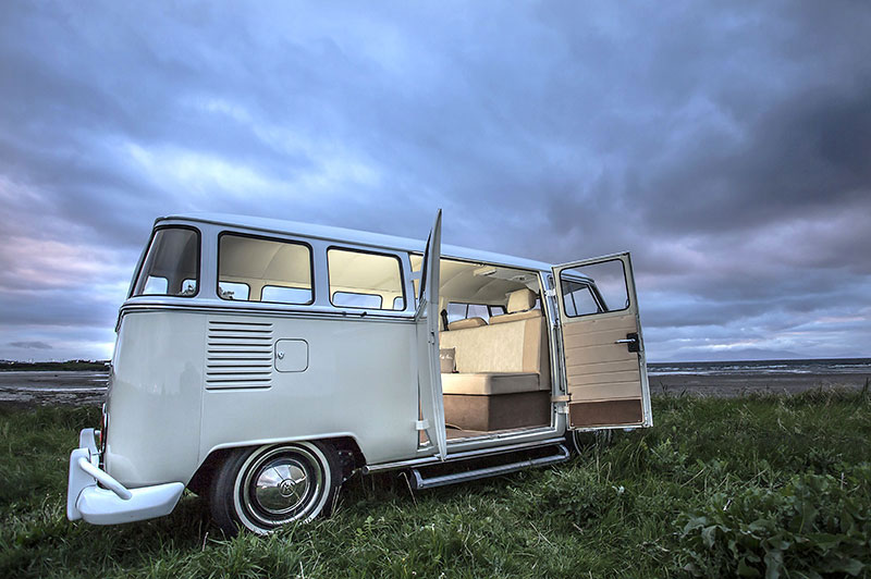 vw camper for hire in glasgow