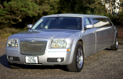 Silver Limo Hire Glasgow
